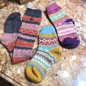 Winter Socks 3 Pair